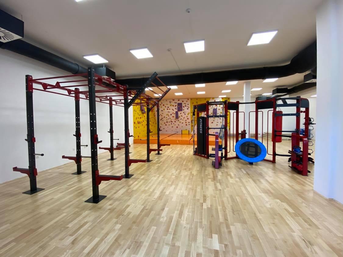 Notranje fitnes naprave